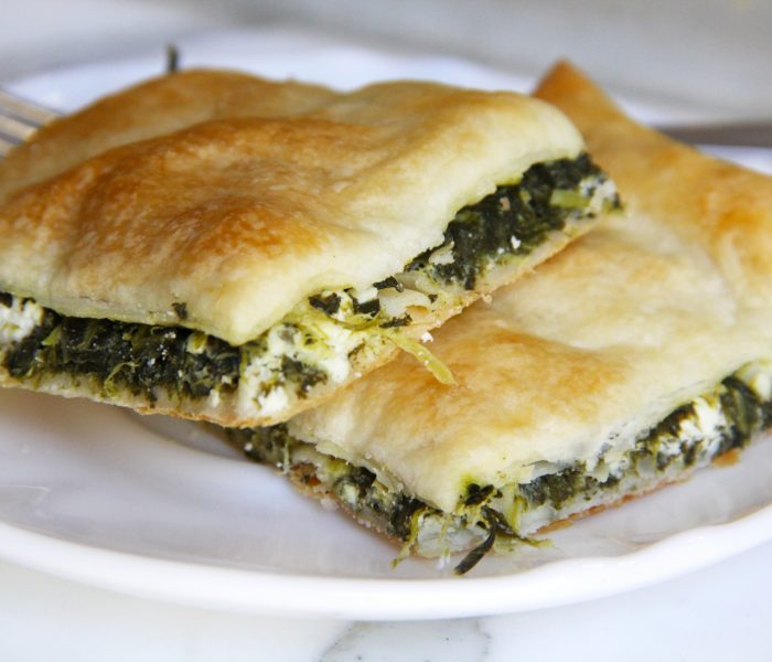 Spanakopita: the Greek Original Recipe